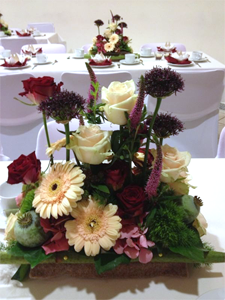 Blumen - Blumenstrauß - Blumen van Doorne, Pulheim